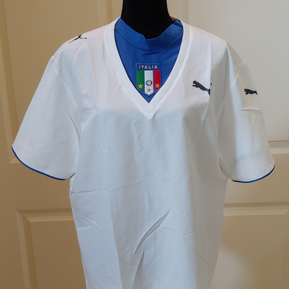 Puma Other - ITALY 2006 World Cup Away Fan Jersey
